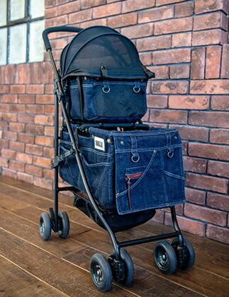 12-Mother Cart(マザーカート)×Glamourism(グラマーイズム) アジリティー SAKURA 上下段