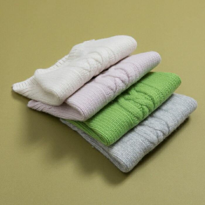 5-louisdog Cable Cashmere Blend Sweater