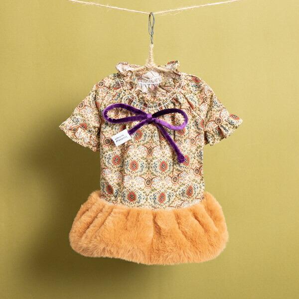 2-ルイスドッグ louisdog Fur Dress