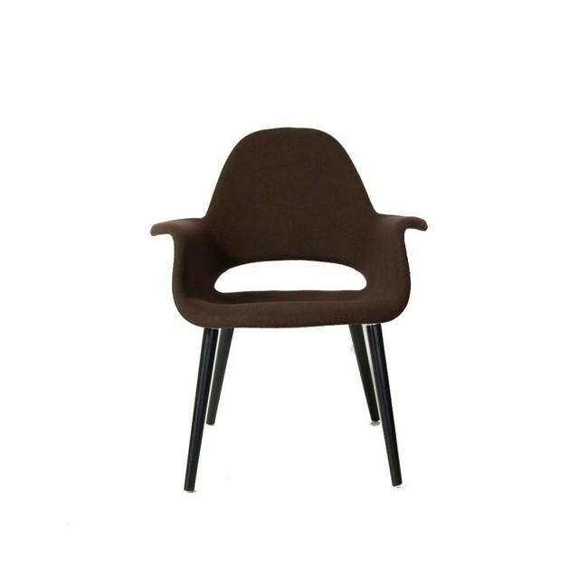 timus Rakuten Global Market Organic chair bent black ten