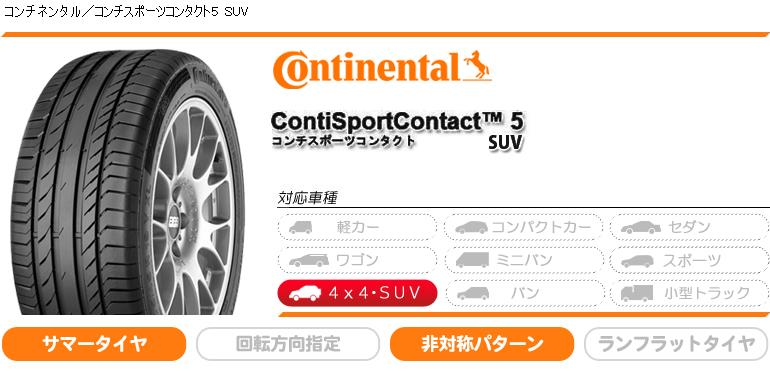 Continental EcoContact 5-215//55R17 94V Sommerreifen