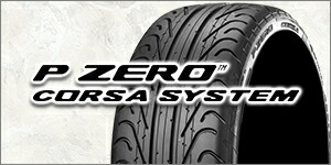 P ZERO CORSA System