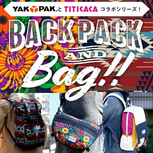 YAKPAK × TITICACA