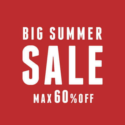 BIG SUMMER SALE