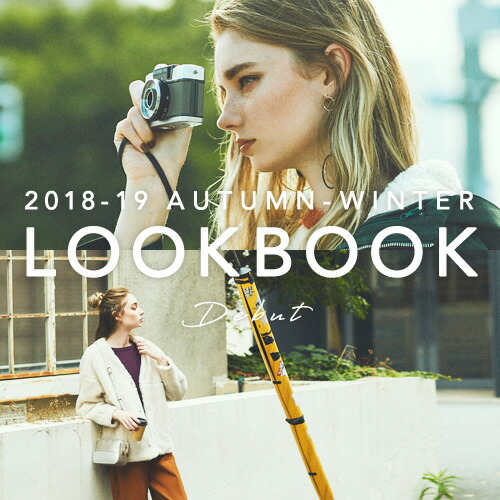 2018-19 AUTUMN&WINTER LOOKBOOK