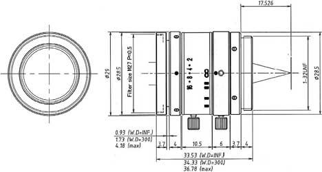 M1620-MPW2寸法図