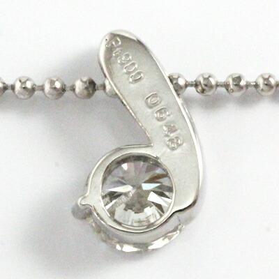 PT900/850 ダイヤネックレス D0.648