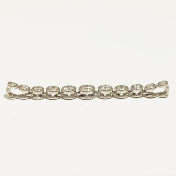 ペンダントトップ(トップのみの販売です) PT900 ダイヤモンド D1.00 2スタイル レディース メンズ プラチナ