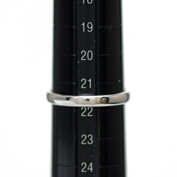 TIFFANY&Co. バンドリング 指輪 PT950 21.5号 プラチナ ティファニー