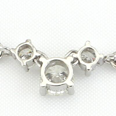 PT850 ダイヤネックレス D0.599