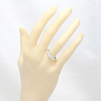 ◎PT900 ダイヤモンドリング D1.03 プラチナ