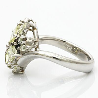 ◎PT900 ダイヤモンドリング D2.05 プラチナ