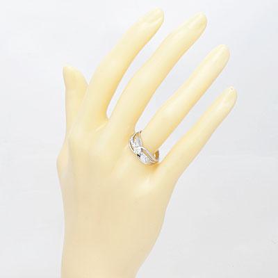 ◎PT900 ダイヤモンドリング D0.190/D.10 プラチナ