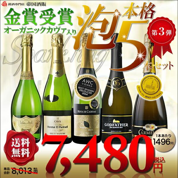 送料無料4,980円泡セット