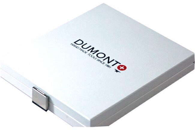 デュモン(DUMONT)精密ピンセット ノンマグ7本セット 白木箱入り