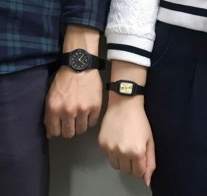 Casio MQ24 7E Casual Watch Black