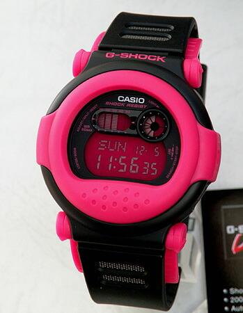 G-001-1BDRブラック×ピンク
