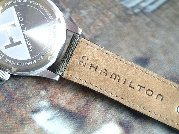 Watch Store Kato Tokeiten H69419363 Hamilton Khaki Field