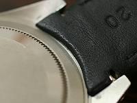 ロレックス用革ベルト