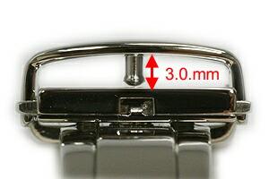 内径は3.0mmを確保