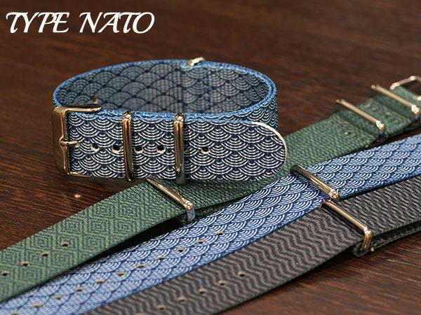 TYPE NATOストラップ