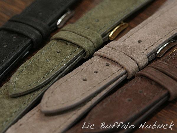 Lic Buffalo Nubuck