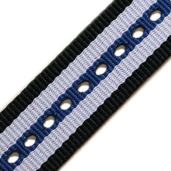 ブラック&ホワイト&ブルー