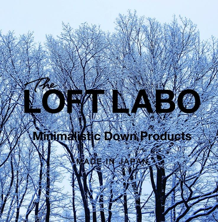 LOFTLABO ロフトラボ 日本製 ダウン 河田フェザー NANGA 高品質ダウン