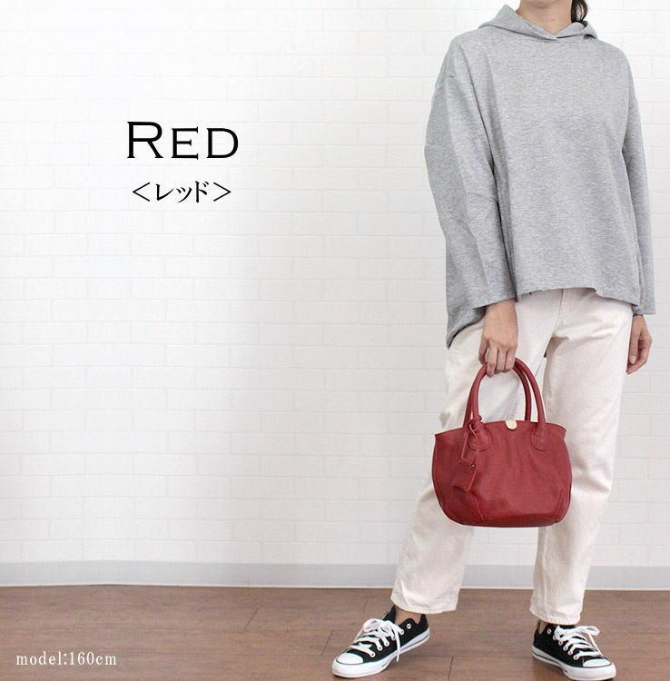 スタイリング レッド 赤 カーフレザー 革 40代 50代 60代