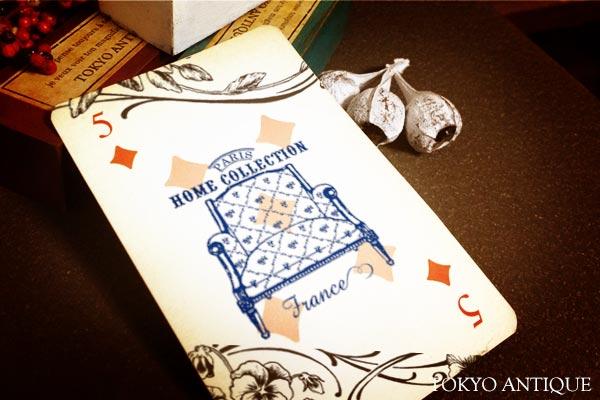 トランプメッセージカード