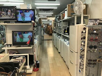 東京申峰リサイクルショップ 洗濯機,冷蔵庫