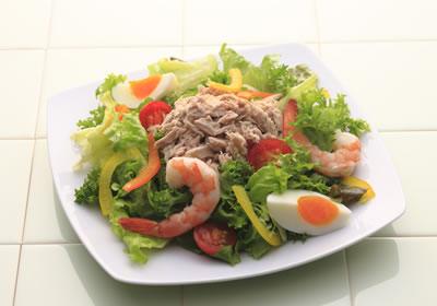 焼津フレークサラダ