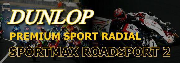 SPORTMAX ROADSPORT2 (プレミアム・スポーツラジアル)