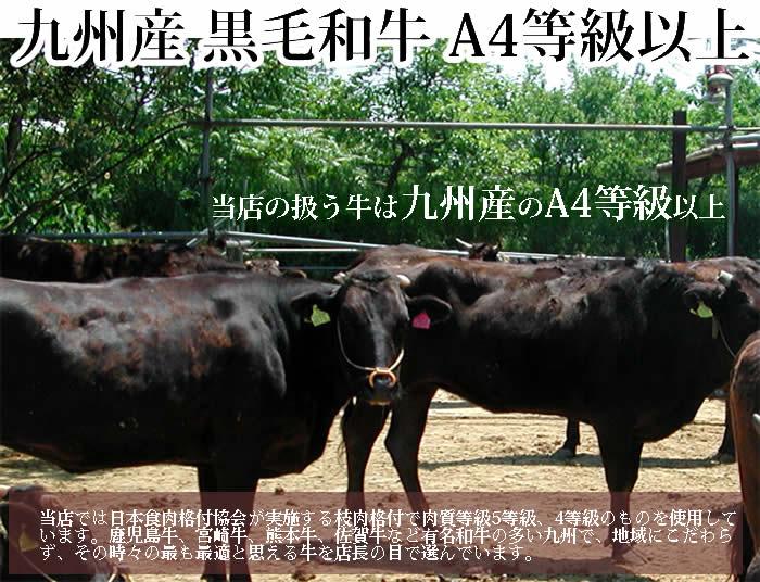 A4黒毛和牛
