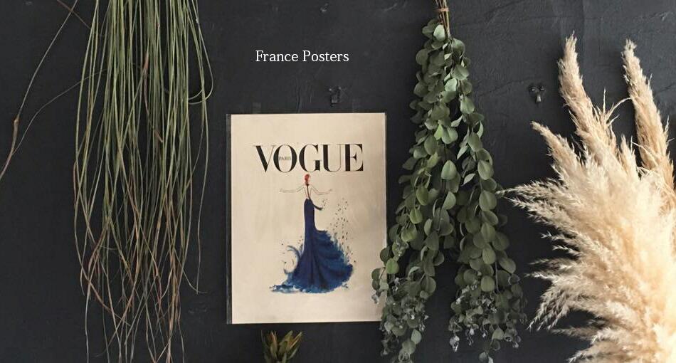 [インテリア]フランス ポスター