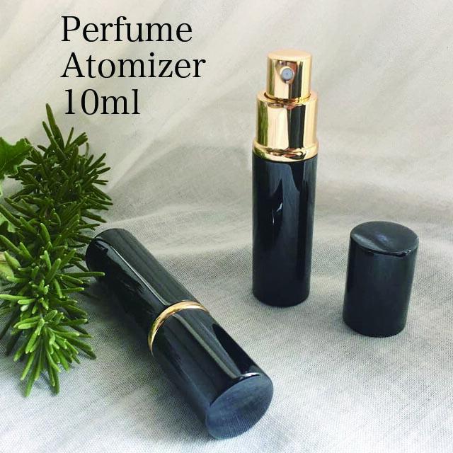 【手作りコスメ容器】スプレーボトル 香水 アトマイザー 10ml