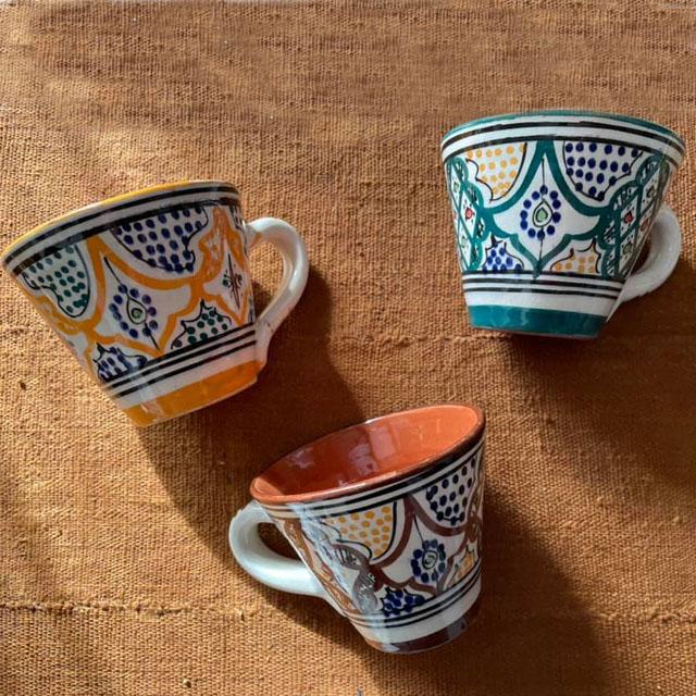 モロッコ サフィ カップ