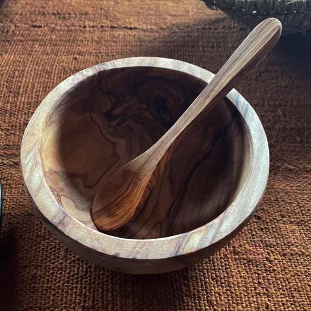 オリーブウッド コーヒー スプーン