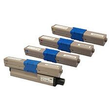 TNR-C4K2 4色セット リサイクルトナー