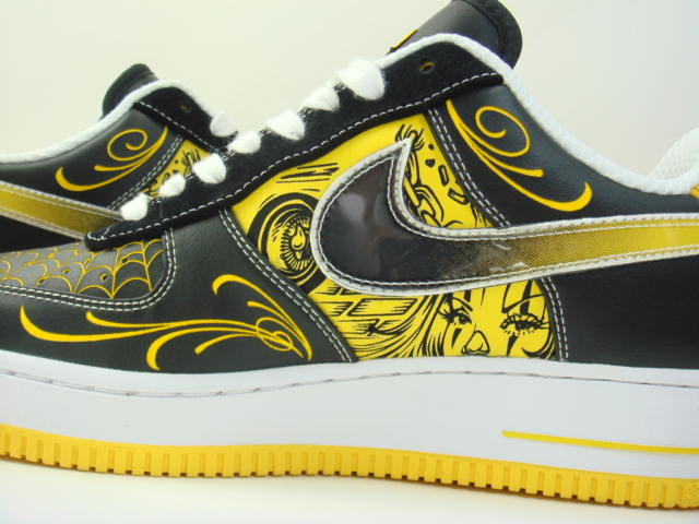 Nike Air force 1 Mr Cartoon Brown Pride size 13 DS