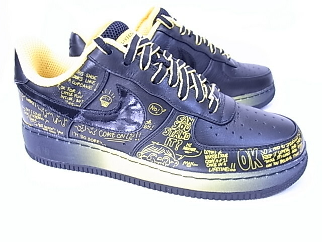 in stock 08fe9 dc99b NIKE AIR FORCE 1 SPRM I/O ' 08 LAF Busy-P LIVESTRONG [Nike Air Force 1  Supreme Busy-P Rivest long birdie pea]