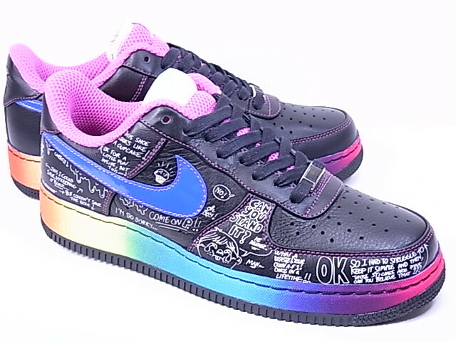 Real cheap! Nike Air Force 1 Low Supreme Paris Colette x