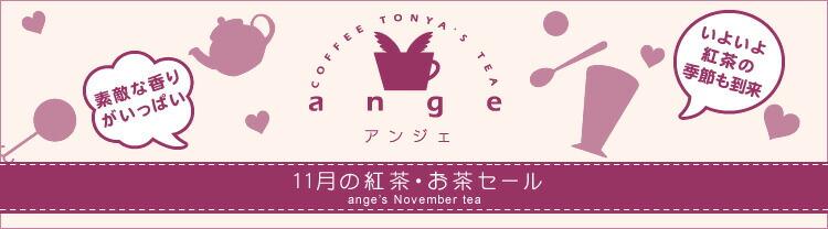2017年11月のおすすめ茶