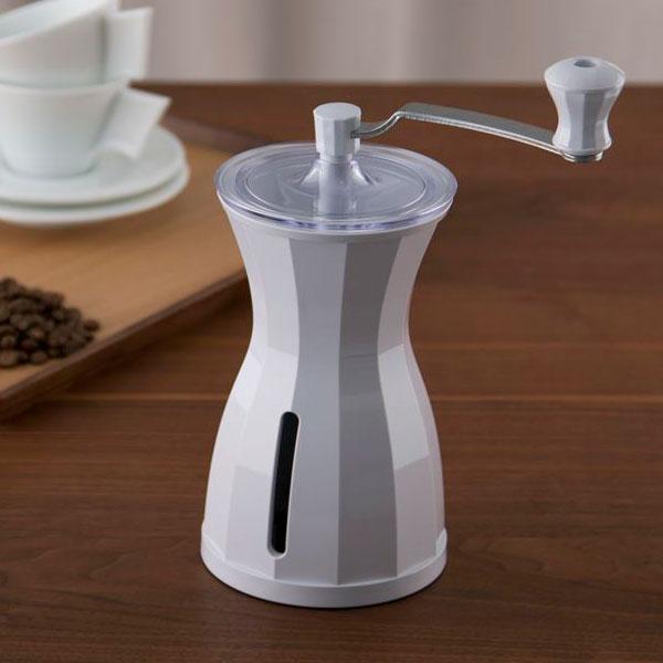 コーヒーハンター川島良彰氏と貝印のコラボ The Coffee Mill - スノーホワイト -