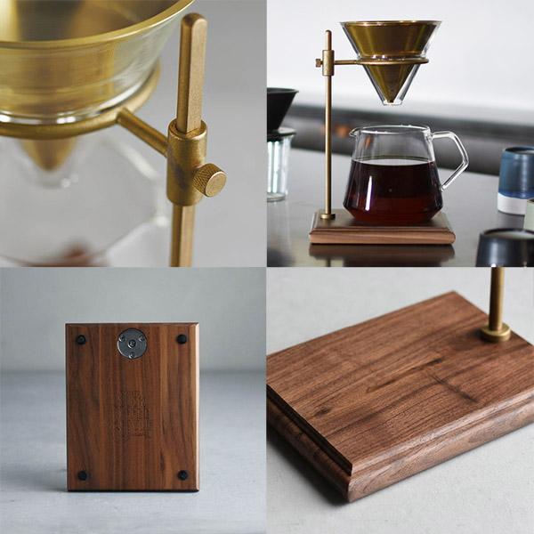 KINTO-SLOW-COFFEE-STYLEブリューワースタンドセット