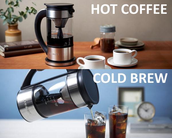 クイジナート ファウンテン コーヒーメーカー