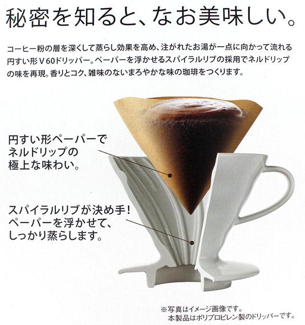 ハリオV60コーヒーサーバー02 セット