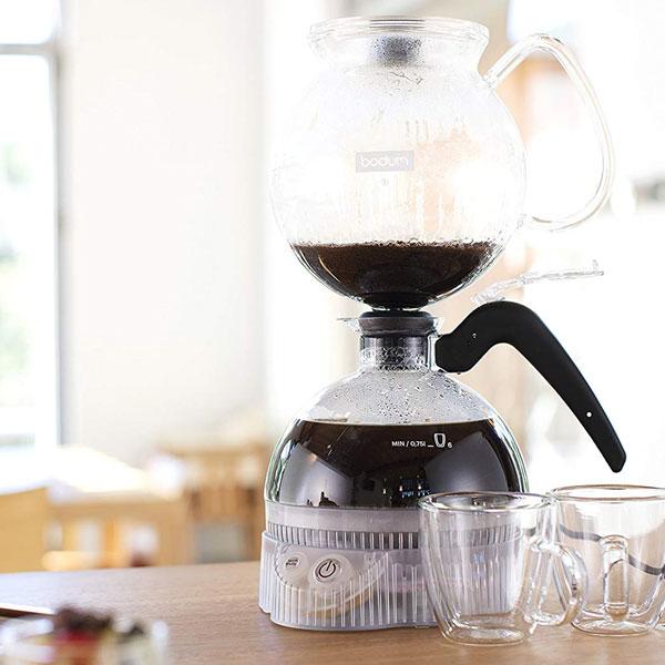 BODUM ボダム サイフォン式コーヒーメーカー ePEBO イーペボ 11744-01JP