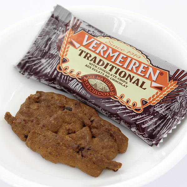 ヴェルメーレンカラメルビスケットチョコチップ