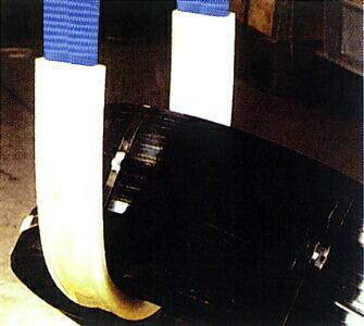 こちらから鋭角な重量物にも安心のプロフェッショナルチューブドイツの優秀な技術で生産されたJISベルトスリング JISSB8818JQA JQCN07002等 エバープラウド
